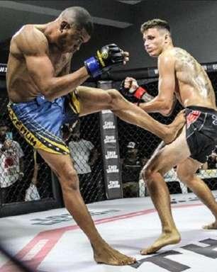 MMA Amador ganha força em eventos do Thunder Fight e presidente faz planos ousados visando o futuro