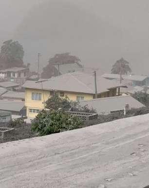 ONU alerta que crise em São Vicente por vulcão pode se espalhar a outras ilhas