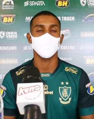 """AMÉRICA-MG: Ramon aponta desafios para a temporada e como superá-los: """"Força mental e equilíbrio"""""""
