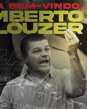 Sport anuncia a chegada do técnico Umberto Louzer