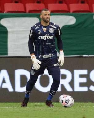 Surpresa nas penalidades pela Recopa, Weverton já havia perdido pênalti decisivo em 2016