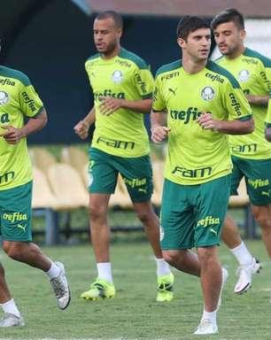 Palmeiras terá Del Valle na fase de grupos da Libertadores e maratona no Paulista durante competição continental