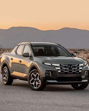 Hyundai Santa Cruz é revelada e poderia ser uma opção à Fiat Toro
