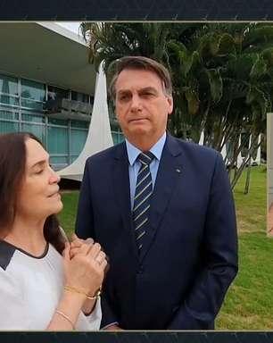 Reação de Gabriela Duarte a vídeo da mãe com Bolsonaro repercute na internet