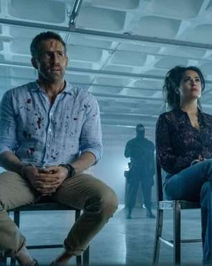 Trailer de Dupla Explosiva traz Ryan Reynolds e Samuel L. Jackson de volta à ação