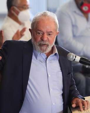 """Lula diz que PT não precisa ser """"cabeça de chapa"""" em 2022"""
