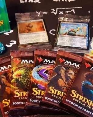 Magic: The Gathering lança coleção Strixhaven com novas mecânicas