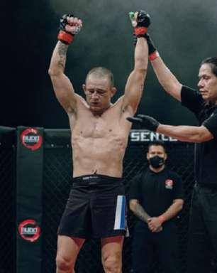 Brasileiro celebra nocaute em 16s contra ex-UFC e mira melhores oportunidades na carreira; confira