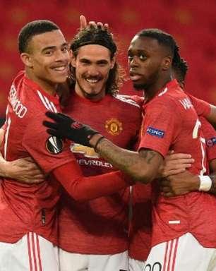 United bate o Granada e está nas semifinais da Liga Europa