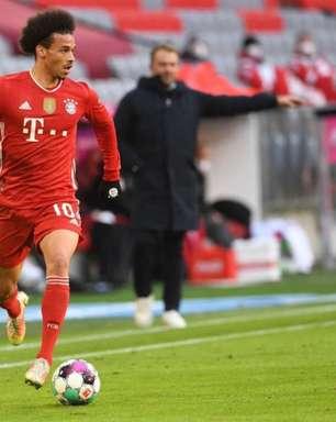 Ex-jogador do Bayern critica Sané: 'Não é capaz de resolver jogos como Robben e Ribéry'