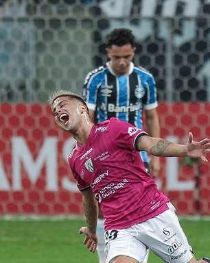 Grêmio perde para o Del Valle e está fora da Libertadores