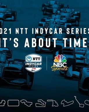 Fórmula Indy: chegou a hora de os carros entrarem na pista!