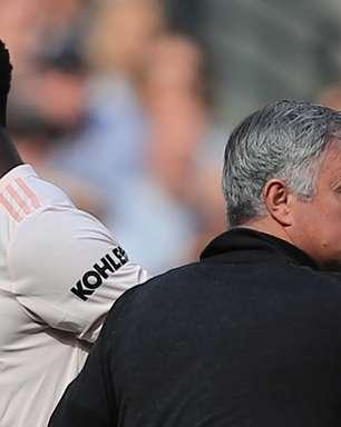 """Pogba explica o que deu errado para Mourinho no United: """"Foi contra os jogadores"""""""
