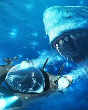 Megatubarão 2: Novo filme pode contar com dois megalodontes