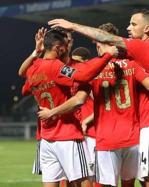 Benfica quer manter boa fase no Campeonato Português contra o Gil Vicente