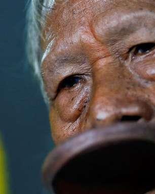 Cacique Raoni pede que Biden ignore Bolsonaro em meio a negociações ambientais