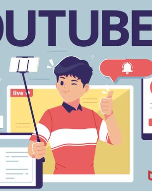 De diversão a profissão, o boom de carreira da Era Digital