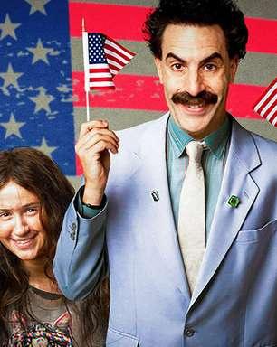 Trailer de especial de Borat revela várias cenas inéditas