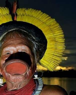Cacique Raoni diz a Biden que Bolsonaro mente e pede para ignorá-lo