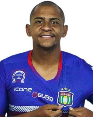 São Caetano apresenta atacante Walter: 'Não vim aqui para brincar'