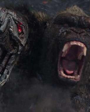 Godzilla vs. Kong teve referência a diversos filmes de ação