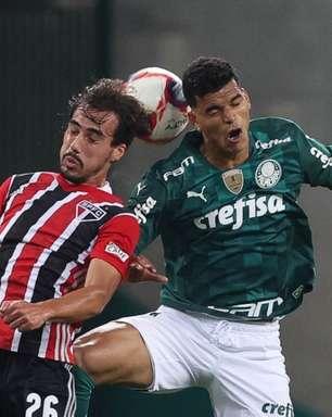 Estreante no Palmeiras, Danilo Barbosa analisa derrota contra São Paulo: 'Jogo definido nos detalhes'