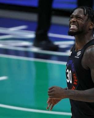 Julius Randle brilha e Knicks bate Mavericks fora de casa