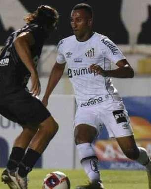 Lucas Braga diz que Santos não foi efetivo e que faltou finalização
