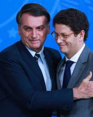 Salles diz que governo vai garantir R$ 270 milhões à pasta