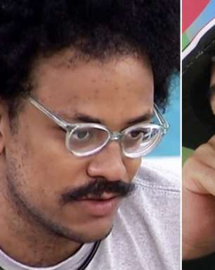 BBB 2021: João Luiz e Gilberto descobrem que irão votar na mesma pessoa