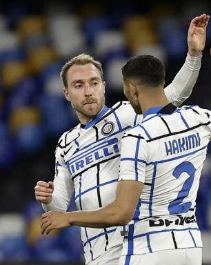 Napoli segura empate e interrompe sequência da Inter