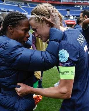 Atual pentacampeão da Liga dos Campeões feminina, Lyon cai para o PSG de Formiga