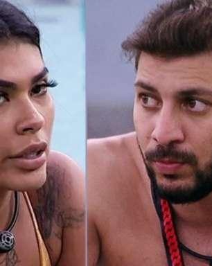 BBB 2021: Pocah fecha parceria com Caio e dupla mira em sister