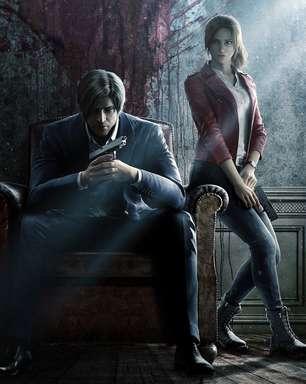 """Primeira série animada de """"Resident Evil"""" ganha novo teaser"""
