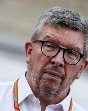 """Brawn sobre acidente na F1 em Imola: """"Valtteri cruzou o caminho de George"""""""