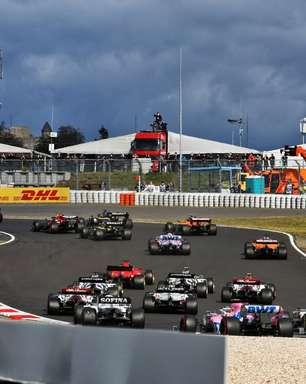 F1 define limite de orçamento de US$ 600.000 para danos nas corridas de qualificação