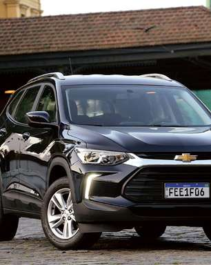 Chevrolet anuncia recall para o SUV Tracker