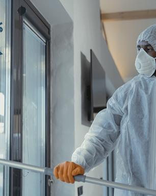 Combate ao Coronavírus: a importância dos protocolos de limpeza e desinfecção em ambientes empresariais