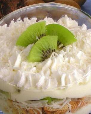 Sobremesas com kiwi: 5 receitas doces com a fruta de outono