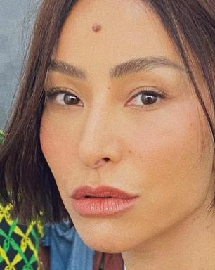 Sabrina Sato arranca elogios ao aparecer com cabelo curto