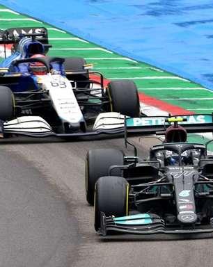 Batida de Bottas e Russell pode afetar planos de desenvolvimento da Mercedes, diz Wolff