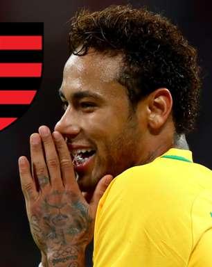 Santos, Flamengo ou São Paulo? Neymar brinca sobre times em que jogaria no Brasil