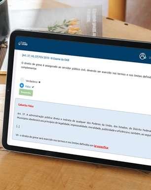 Preparação para Exame da OAB segue mesmo com suspensão da data devido à pandemia
