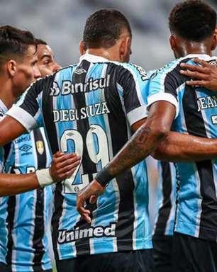 Thiago Santos elogia o bom ambiente dentro do Grêmio