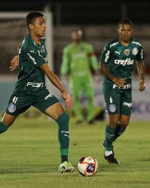 Palmeiras empata com o Botafogo e aumenta jejum de vitórias