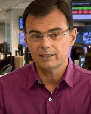 Tino Marcos reage perplexo após fake news divulgada por Leda Nagle