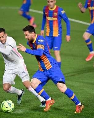 Presidente do Real Madrid fala sobre Messi: 'Gostaria que ficasse no Barcelona'
