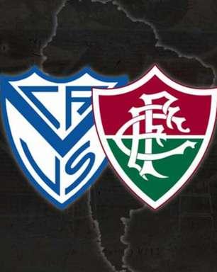 Torcedores do Fluminense invadem redes sociais do Vélez em noite de Libertadores contra o Flamengo