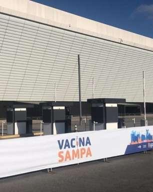 Com mais de 10 mil doses aplicadas, vacinação na Neo Química Arena será retomada nesta quarta