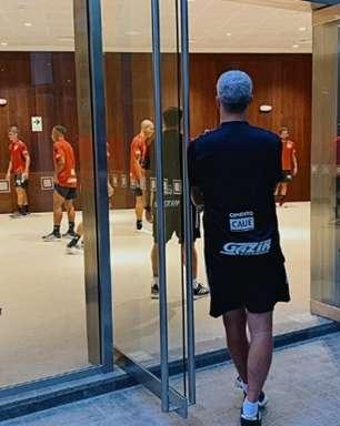 Sem aval do governo peruano, São Paulo treina dentro de hotel em Lima